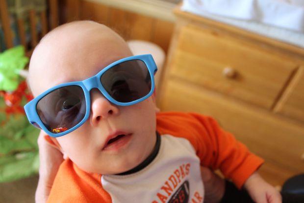 Finn Sunglasses front