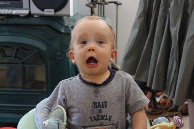 Finn Suprised Face