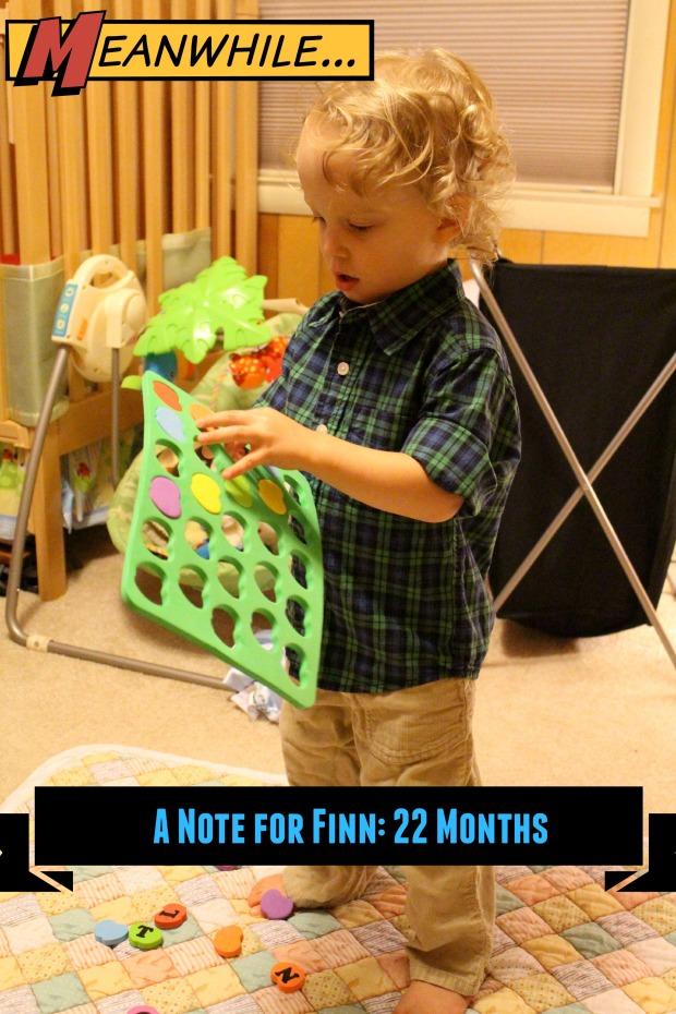 note for finn 22 months
