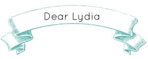 dear lydia